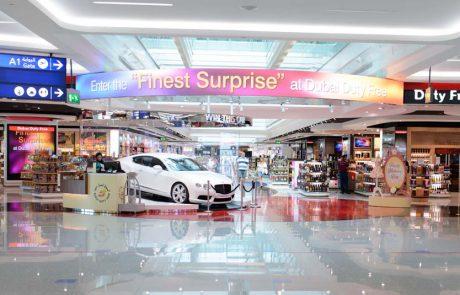 נמל התעופה הבינלאומי של דובאי משיק שירות דיוטי פרי חדש