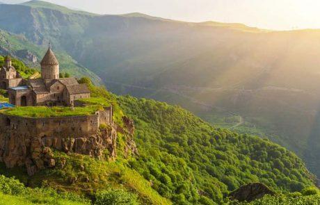 ארמניה פותחת שעריה לקהל הישראלי