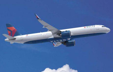 דלתא איירליינס תפעיל בשנה הבאה קו טיסות מתל אביב לבוסטון