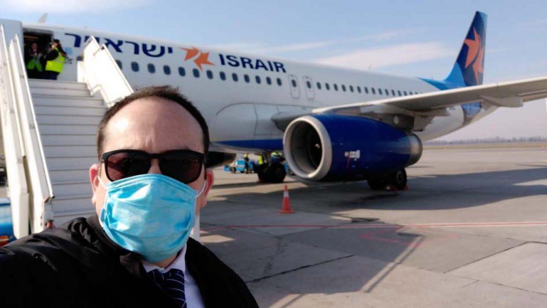מחלצים ישראלים גם באוקראינה