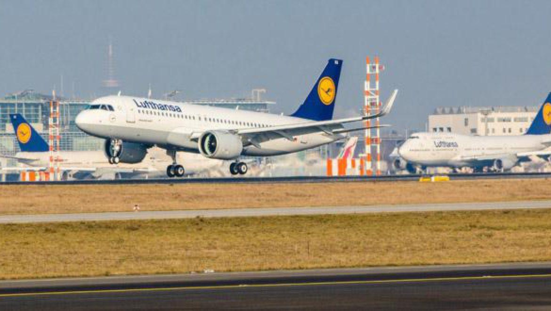 מטוס איירבוס A320 neo הצטרף לצי מטוסי לופטהנזה