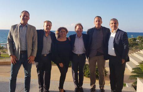 יונייטד איירליינס:  הכנות לחגיגות 20 שנות פעילות בישראל