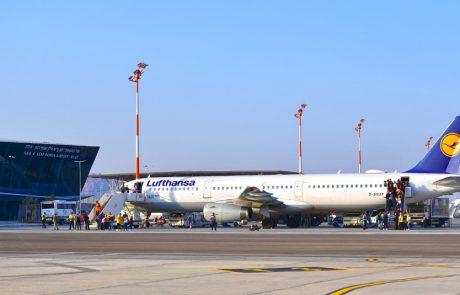 לופטהנזה תפעיל טיסות חורף מנמל התעופה רמון