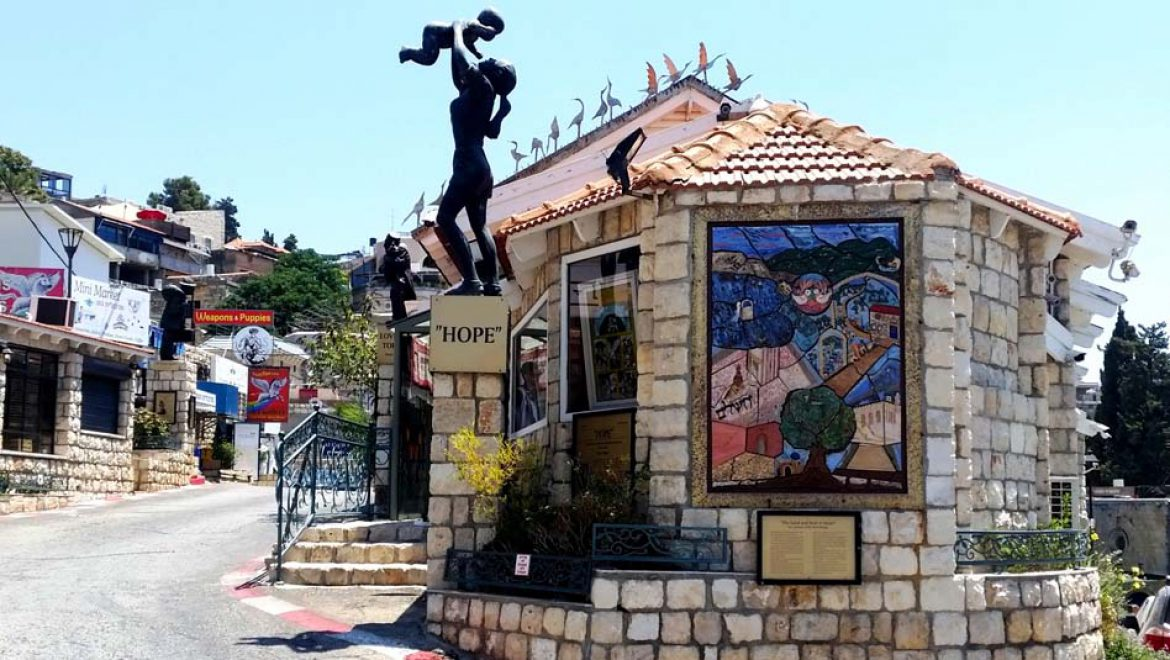 From the battle over the liberation of Safed to the tourist campaign against the Corona