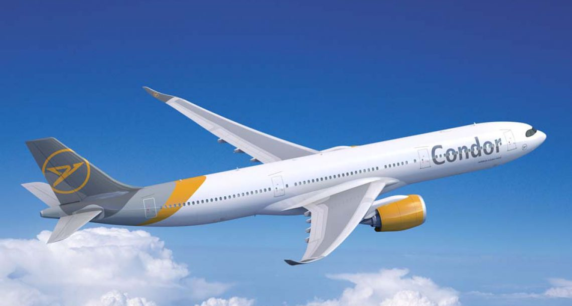 קונדור בחרה במטוסי האיירבוס החדישים A330neo