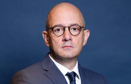 ניקולאס פֶרי, מונה לסגן נשיא לענייני אירופה, המזרח התיכון, אפריקה והודו