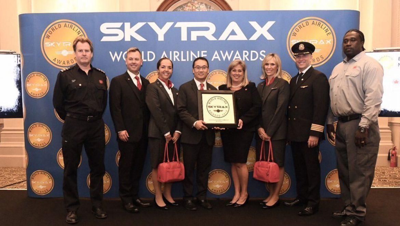 סקר Skytrax: אייר קנדה חברת התעופה הטובה בצפון אמריקה