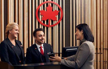 שירות חדש ללקוחות הפרימיום של אייר קנדה
