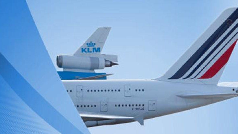 קבוצת אייר פראנס – KLM זוכה בפרסים