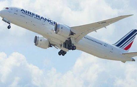 אייר פראנס תפעיל מטוס דרימליינר בקו לפנמה סיטי
