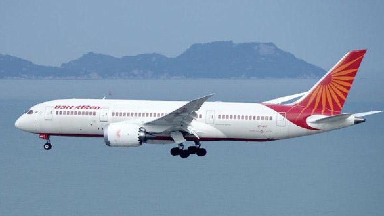אייר אינדיה החלה למכור טיסות להודו