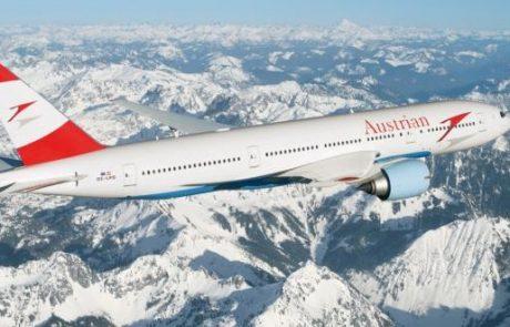 """אוסטרין איירליינס מגדילה את מספר הטיסות בקו ת""""א – וינה"""