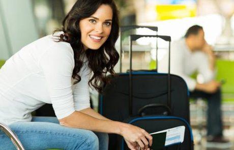 בתעופה העולמית: 4.1 מיליארד נוסעים ב-2017