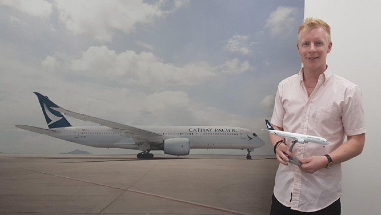"""קתאי פסיפיק: """"חווית טיסה ברמה אחרת מזו שהורגלו הישראלים"""""""