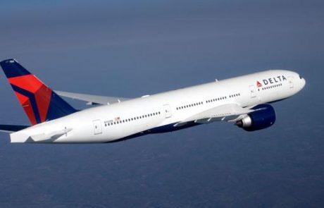 """דלתא איירליינס מציעה טיסות לארה""""ב במחירים אטרקטיביים"""