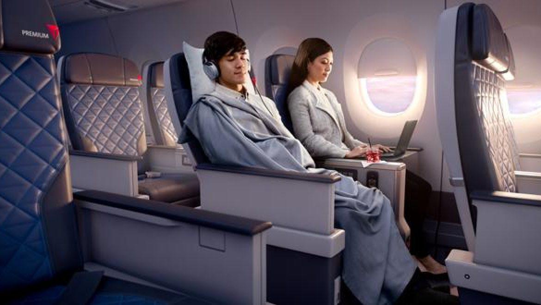 דלתא איירליינס מציעה חטיפים חדשים בטיסותיה