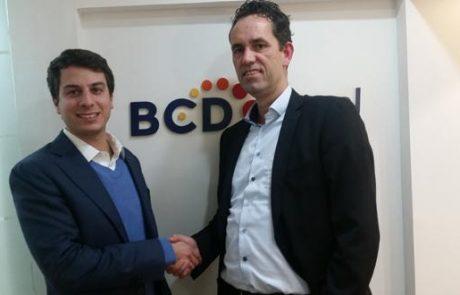 דיזנהאוז בי.טי.סי התמנתה לנציגת BCD M&E בישראל