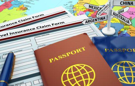 """הוגשה מחדש הצעת החוק למכירת ביטוח נסיעות לחו""""ל"""