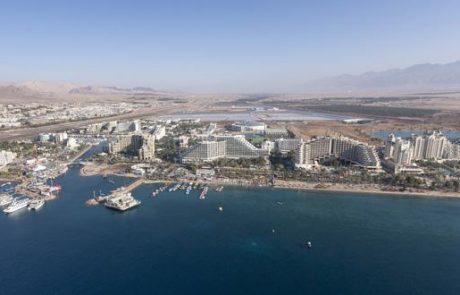 העיר אילת תארח את נציגויות המפרצים היפים בעולם