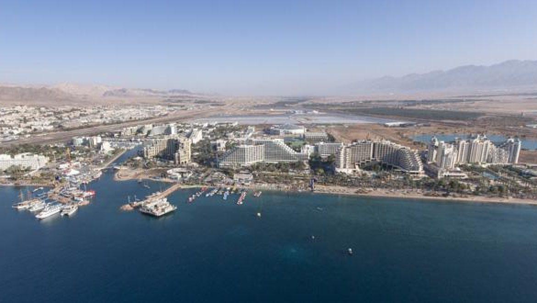 משמר המפרץ: העיר אילת צורפה למועדון המפרצים היפים בעולם