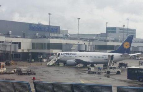 שביתה בנמלי התעופה של גרמניה