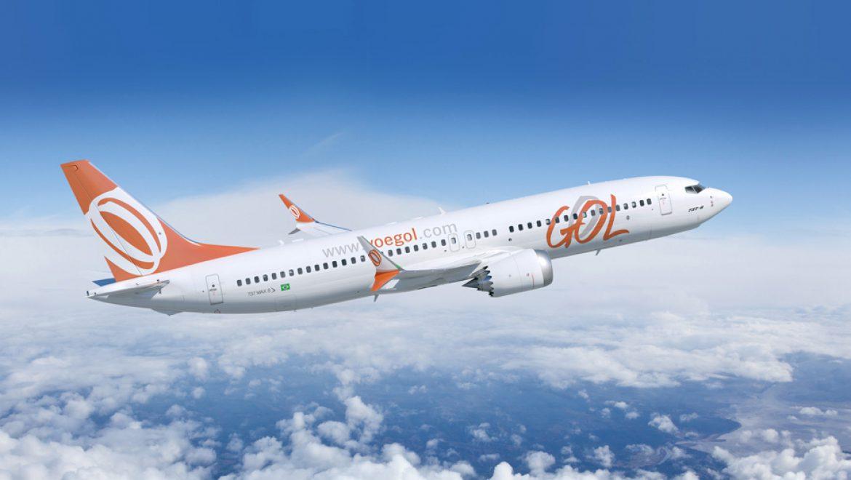 GOL – בואינג  737Max8 ראשון הצטרף לצי