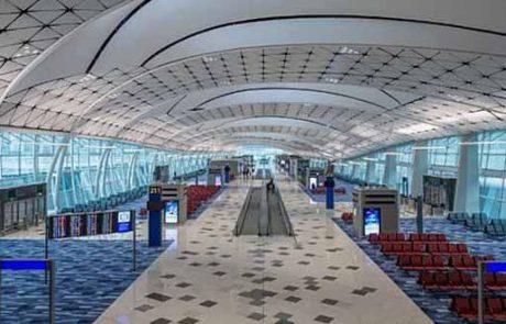 נמל התעופה הבינלאומי של הונג קונג במגמת עלייה