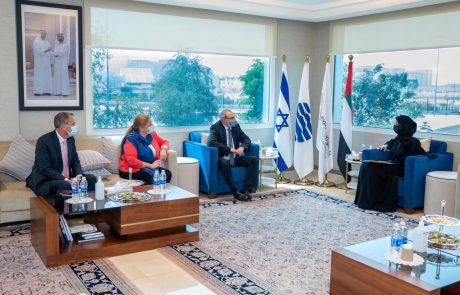 סוכנות הסיוע הבינ״ל של ישראל השתתפה בכנס DIHAD בדובאי