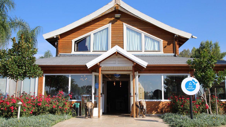 לטיול יצאנו: הויליג' מלון מטיילים על הירדן