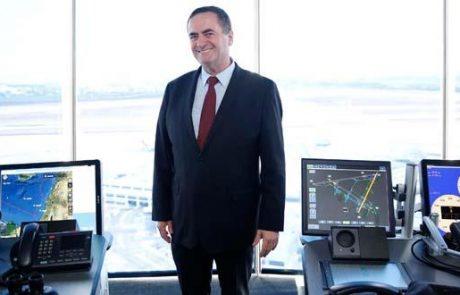 """שר התחבורה, ישראל כץ: """"המהפכה הצרכנית הגדולה"""""""