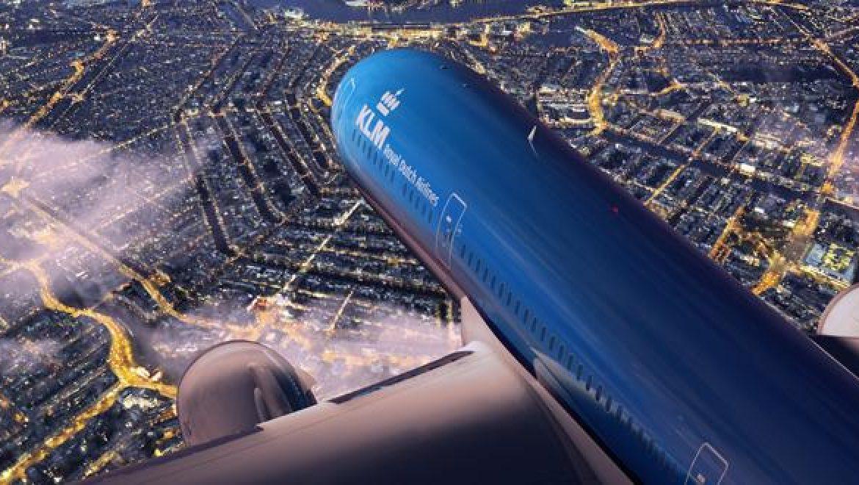 KLM משיקה טיסות לסולט לייק סיטי ואיביזה