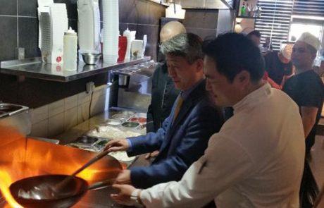 """""""האנשיק"""" – המטבח הקוריאני במיטבו"""