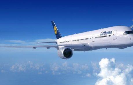 לופטהנזה רכשה 25 מטוסים רחבי גוף