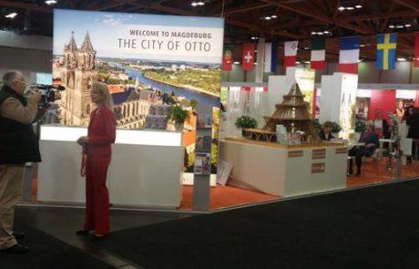 מגדבורג, העיר של אוטו