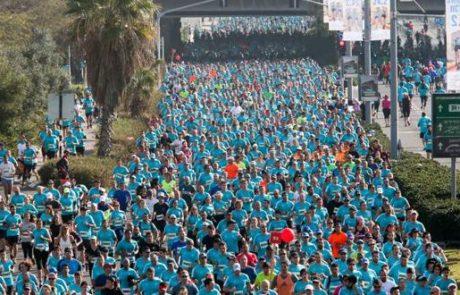 מרתון סמסונג תל אביב 2018 חוגג עשור של שיאים ספורטיביים