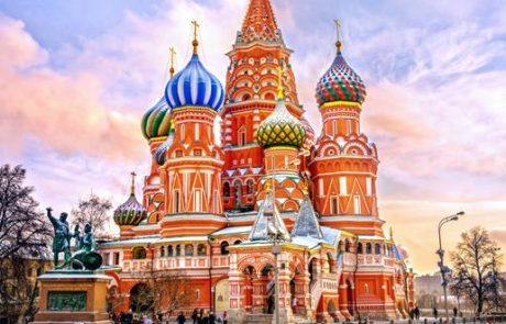 """""""אגדה מוסקבאית"""" – טיול משפחות ייחודי"""