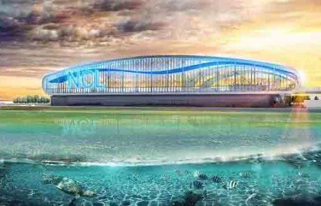 נורוויג'ן קרוז ליין תבנה טרמינל נוסעים ייעודי במיאמי