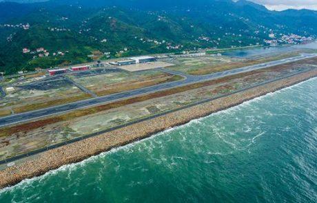 נמל תעופה שני ייבנה על אי מלאכותי בטורקיה