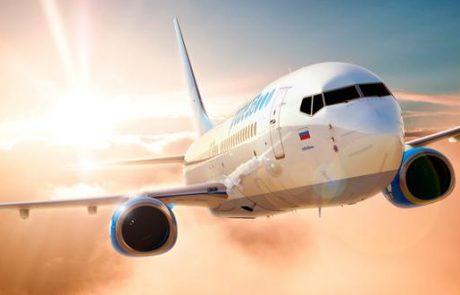 Pobeda הרוסית מציינת 3 מיליון נוסעים
