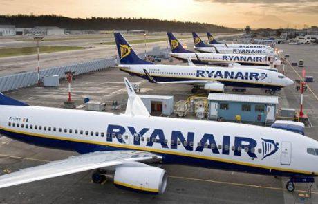 ריינאייר מוסיפה טיסות