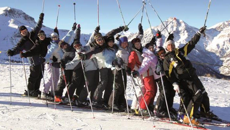 """אופיר טורס: נבחרה """"אשת הסקי והשלג"""""""