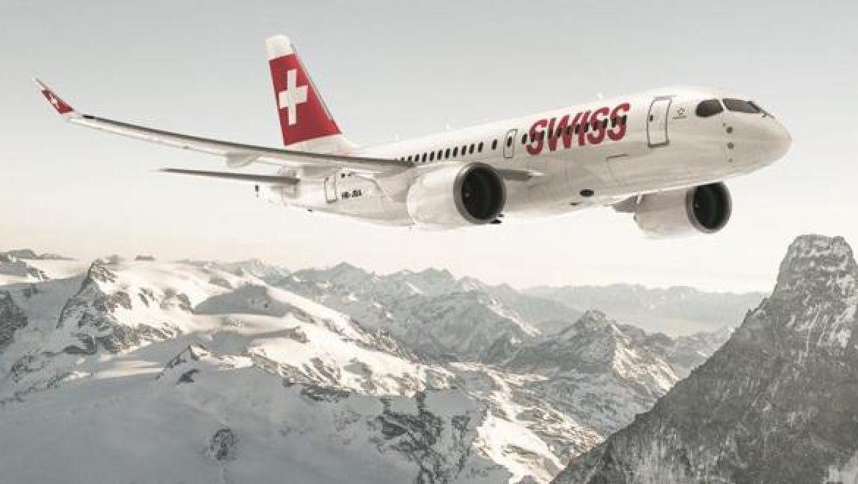 SWISS : גידול במספר הנוסעים בתשעת החודשים הראשונים של 2017