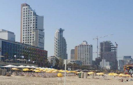 המחירים בתל אביב הוקפצו ליותר מ-21,000 שקלים לחג שני