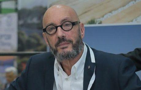 אורי שנבל נבחר לנשיא מועדון סקול תל אביב