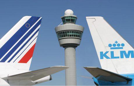 האם יש עתיד למיזוג בין KLM לבין אייר פראנס?