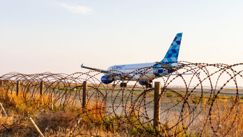 טיסות קובלט אייר מקורקעות מחצות