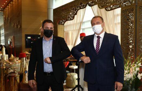 אל על משיקה את הטיסות הישירות למרוקו