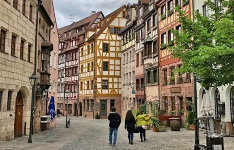 נירנברג: היסטוריה ו…קניות