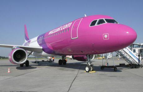 וויזאייר חוזרת לטוס מוינה לישראל