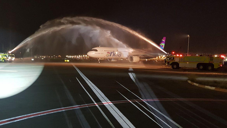 היסטוריה בארקיע: הראשונה לקבל לידיה את המטוס המבוקש של איירבוס